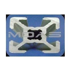 Perfil de aluminio 20x20